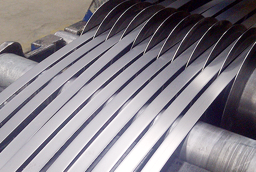 Stelco Limited Hardened And Tempered Steel Strips Gang